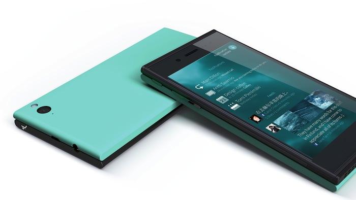 Le premier smartphone Jolla est en pré-commande, prêt à être libéré avant la fin de l'année