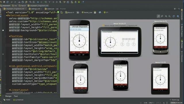 Merci aux nouveaux outils, les tablettes Android peuvent commencer à disposer de meilleures apps