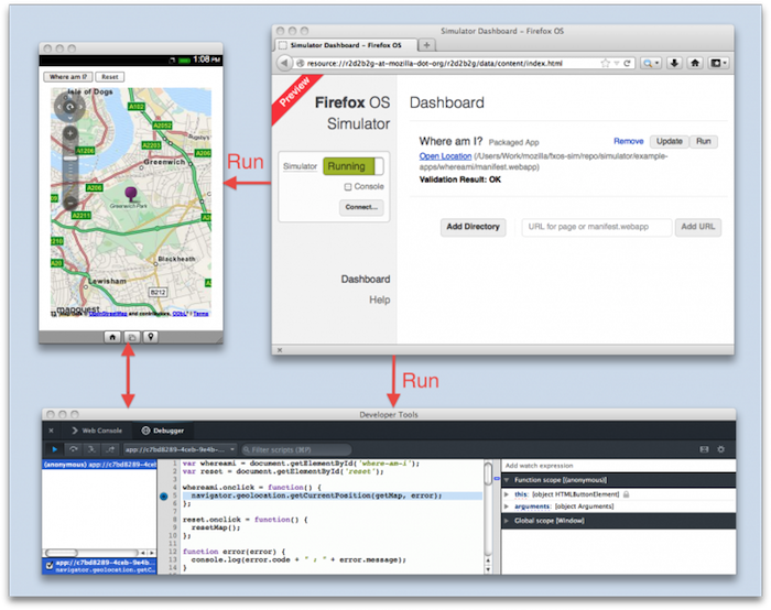 Mozilla lance Firefox OS Simulator 3.0, de quoi davantage découvrir Firefox OS