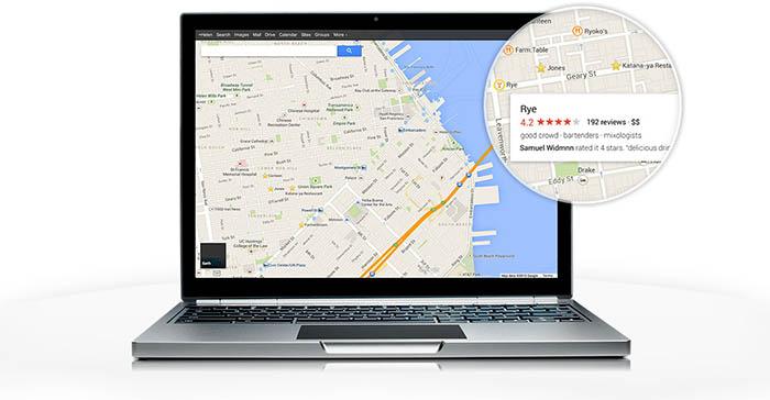 La nouvelle version de l'application Google Maps pour Android sera similaire à la conception de la version iOS