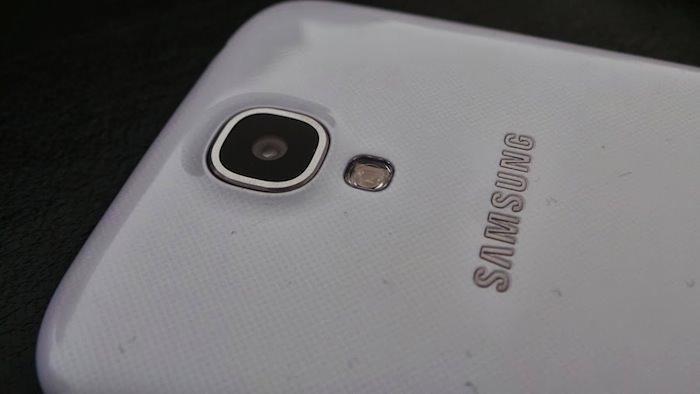 L'appareil photo de Samsung est de très bonne qualité