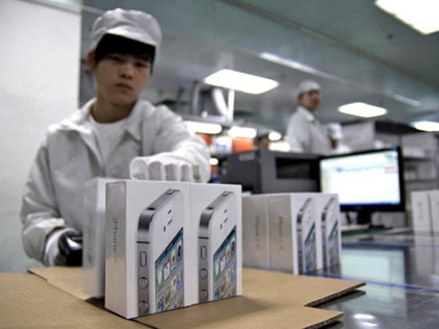 Sharp va lancer la production d'écran pour le 'prochain' iPhone en juin