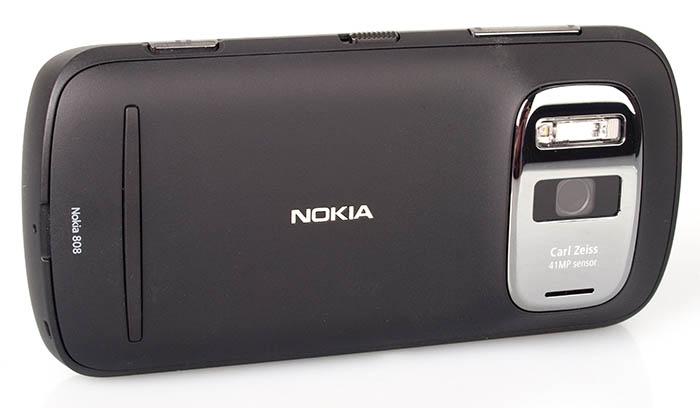 Un Nokia Lumia EOS fuit sur la toile et pourrait apporter un appareil photo 41 mégapixels
