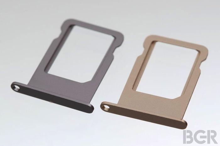 Un possible composant de l'iPhone 5S est sur la toile, faisant allusion à une refonte interne