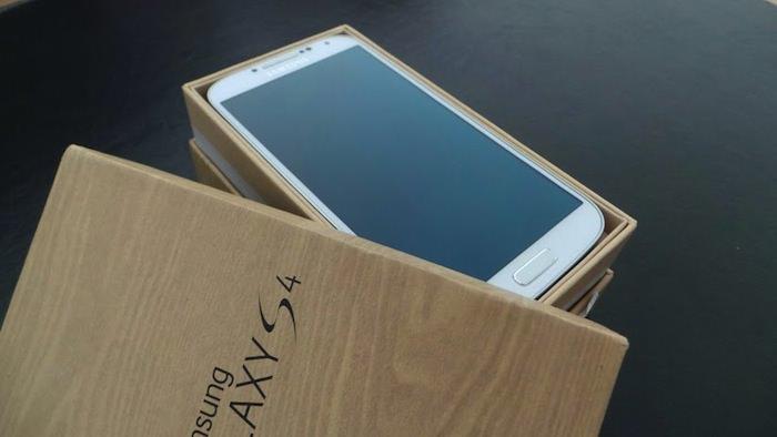 Une 'Google Edition' du Samsung Galaxy S4 dévoilée pendant la Google I/O ?