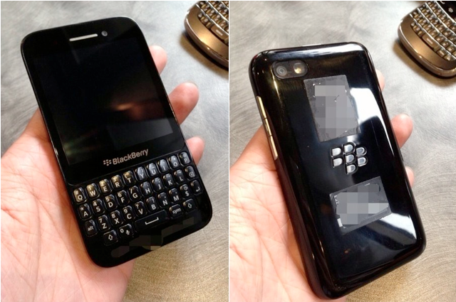 Une rumeur du BlackBerry R10 ajoute des spécifications possibles et de nouvelles photos