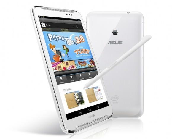 Asus dévoile un 'Galaxy Note' de 6 pouces, avec le Fonepad Note équipé d'un stylet