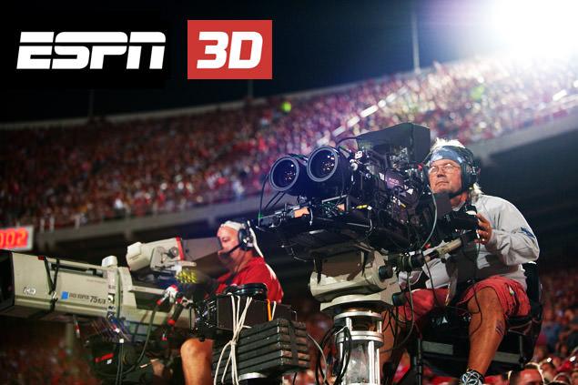 Au revoir la programmation 3D sur TV, ESPN 3D ferme d'ici la fin de l'année