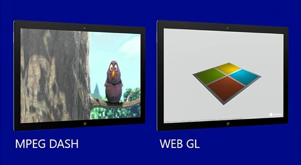 C'est officiel : Internet Explorer 11 va supporter WebGL