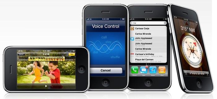 iOS 3.0 : caractéristiques à gogo