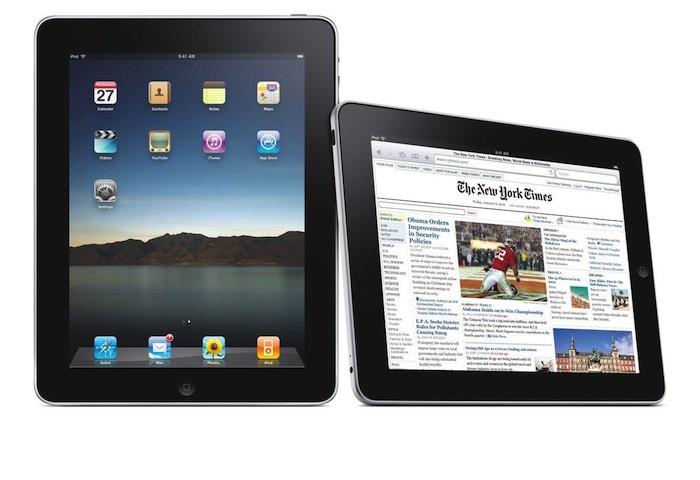 iOS 3.2 : iPad