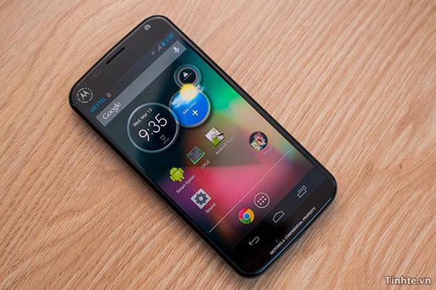 De nouvelles caractéristiques pour le Moto X, le pré-supposé X Phone