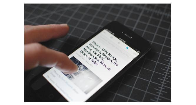 Une application mobile pour Android de Digg Reader est prévue avant la fin août