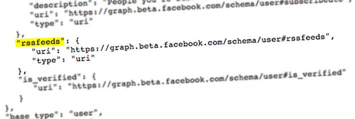 Facebook annonce dévoiler un nouveau produit cette semaine : un lecteur de flux RSS ?