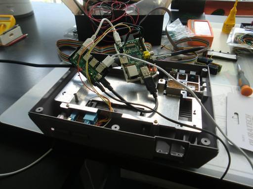 Le Raspberry Pi permet de faire fonctionner votre NES