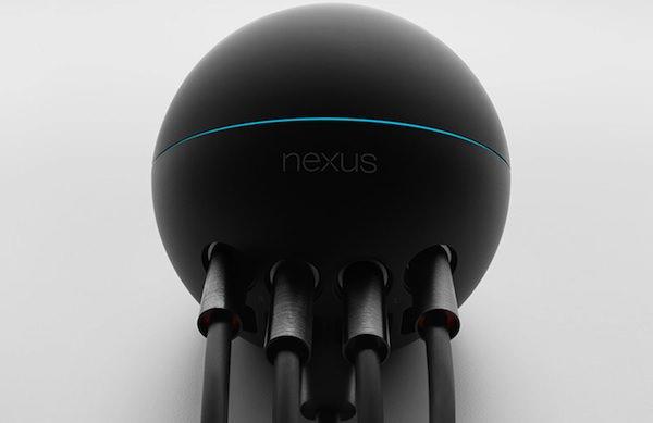 Le Nexus Q pourrait bien être remis au goût du jour par Google