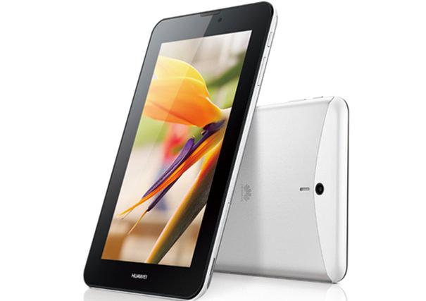 Huawei arrive sur le marché des tablettes 7 pouces avec la MediaPad 7 Vogue