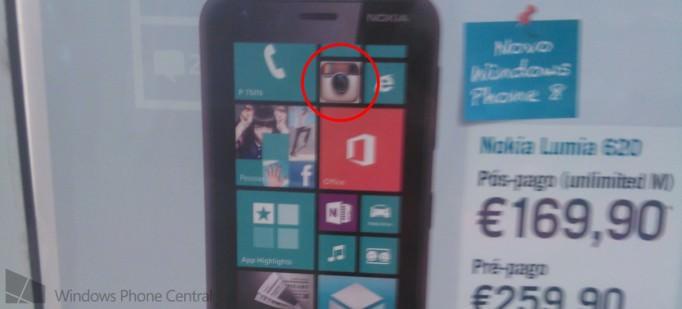 Instagram arriverait sur Windows Phone 8 le 26 juin prochain