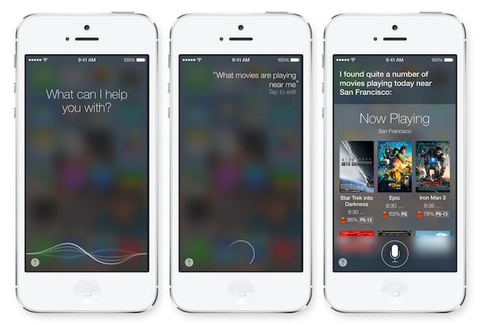 Siri dispose désormais d'un mode 'Voiture'