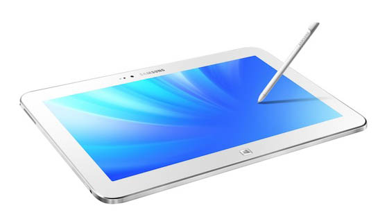 L'ATIV Tab 3 est compatible avec la nouvelle version du S Pen