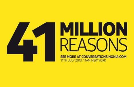 41 millions de raisons de vous brancher sur le live de l'évènement