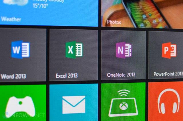 Microsoft offrira dans les 'petites' tablettes Windows 8, avec copie gratuite de Office 2013