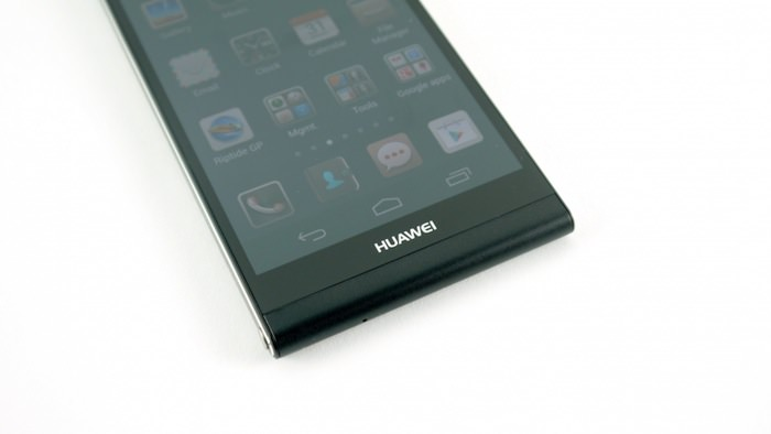 Mince, un quad-core, le smartphone Android Huawei Ascend P6 est annoncé