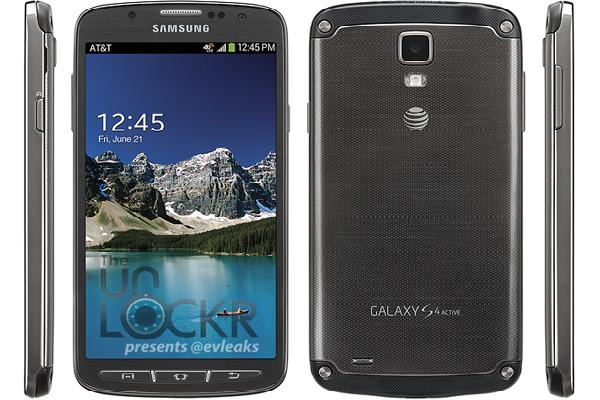 Samsung Galaxy S4 Active : spécifications et rumeurs