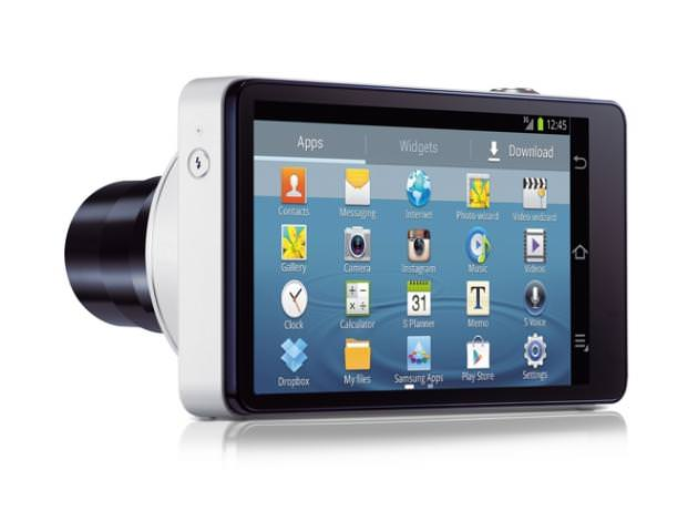 Le Galaxy S4 Zoom devrait permettre de disposer d'un smartphone caméra semblable au Galaxy Camera