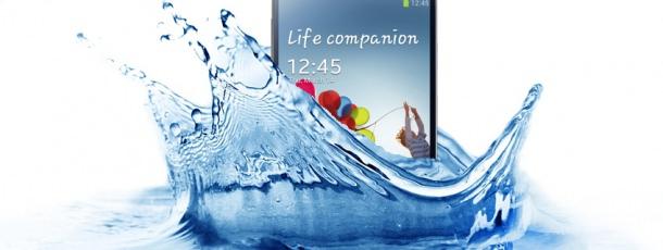 Le Galaxy S4 Active, le modèle robuste du S4