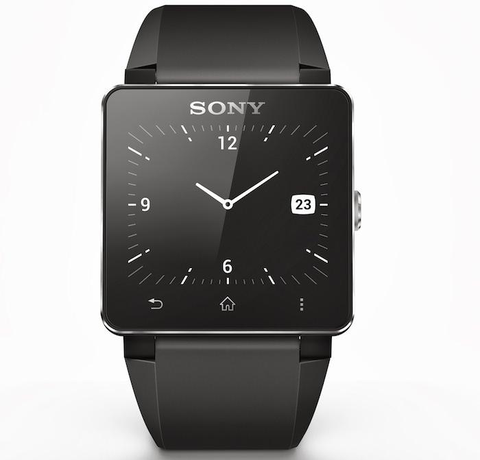 Sony dévoile sa SmartWatch 2, arrivant avec Android et le NFC intégrés