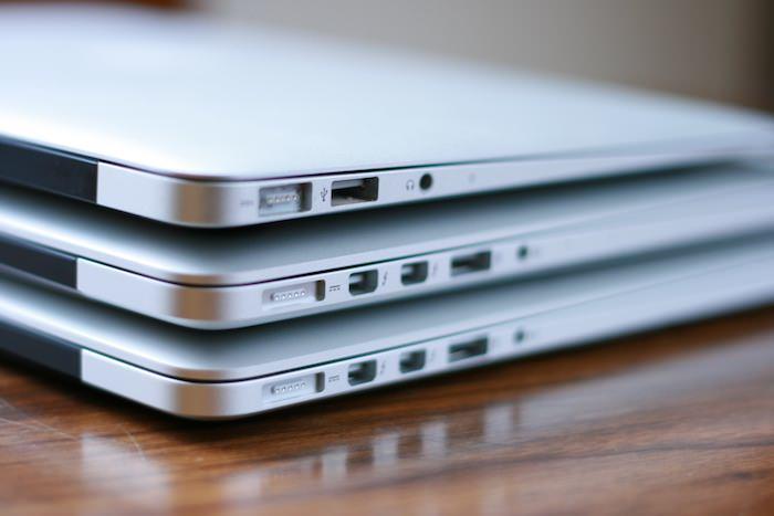 Un MacBook Pro Retina slim est envisagé