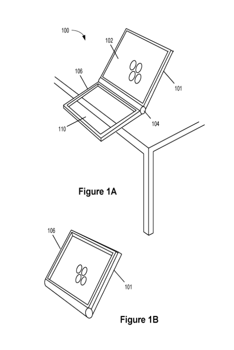Un double trackpad sur les prochains MacBook ?