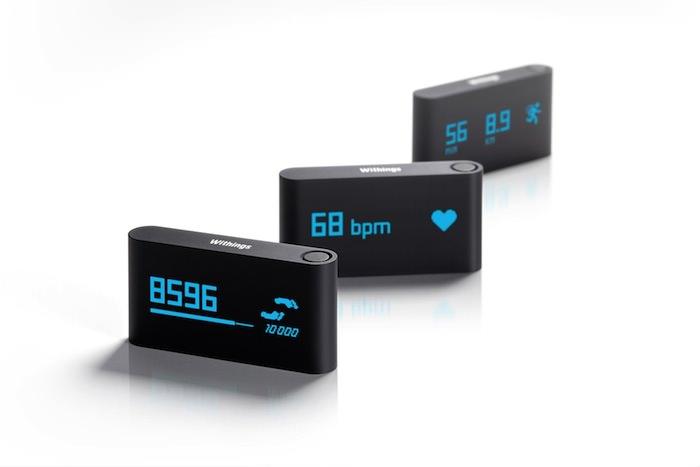 Withings lance Pulse, un nouveau gadget dédié à la remise en forme pour rivaliser avec Fitbit et Nike