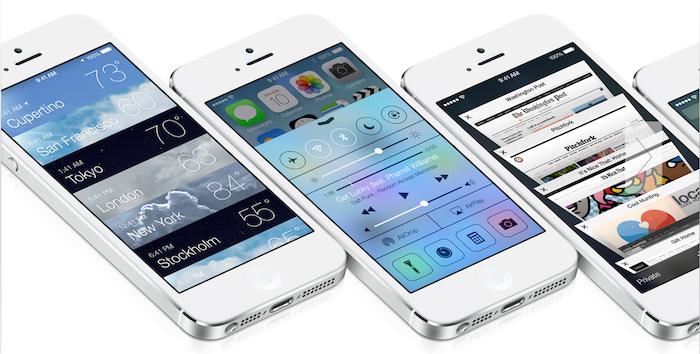 WWDC 2013 : iOS 7 adopte un design plat et intègre de nouvelles fonctionnalités