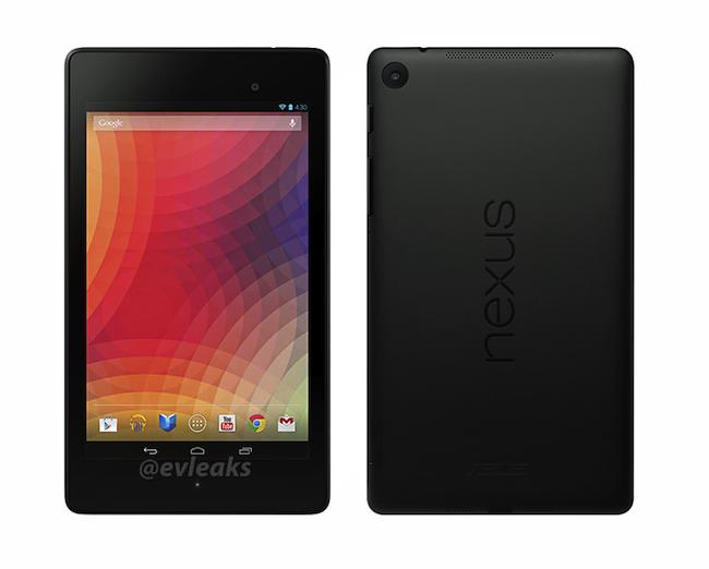 La Nexus 7 2 devrait être dévoilée aujourd'hui