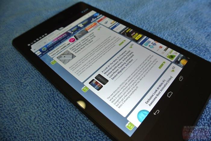 Asus prévoit que la nouvelle Nexus 7 améliore les ventes des tablettes au 3ème trimestre 2013