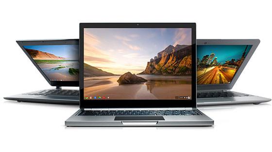 Chromebooks, une partie de la plus forte croissance de l'industrie du PC