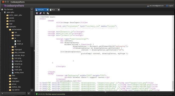 Codeanywhere soulève 600 000 dollars pour stimuler son 'Google Docs pour les développeurs'