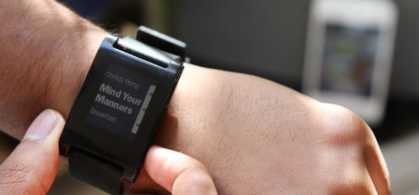 Dell étudie la possibilité d'une technologie smartwatch et portable