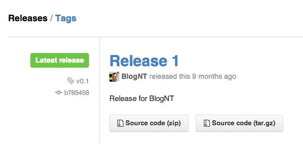 GitHub annonce Releases, un workflow destiné aux utilisateurs finaux