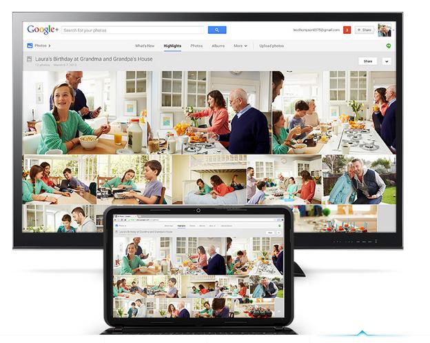 Chromecast permet d'accéder au contenu en provenance du Web