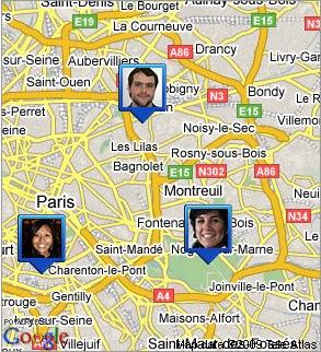 Google Latitude ferme ses portes, un énième service de Google