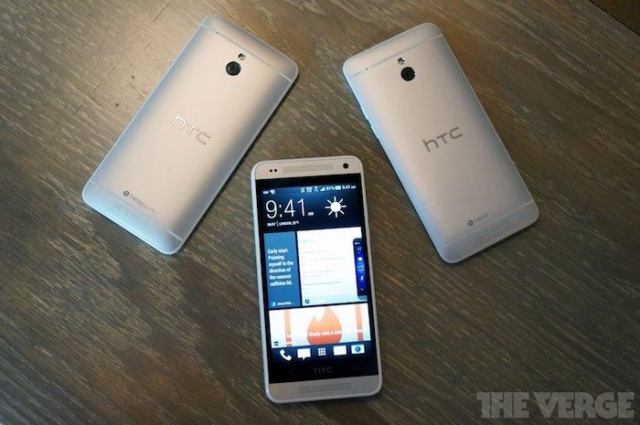 Le HTC One Mini embarque la toute dernière version de la surcouche de HTC