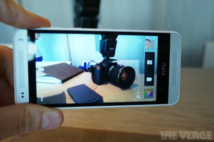 Le HTC One Mini conserve le même capteur Ultrapixel