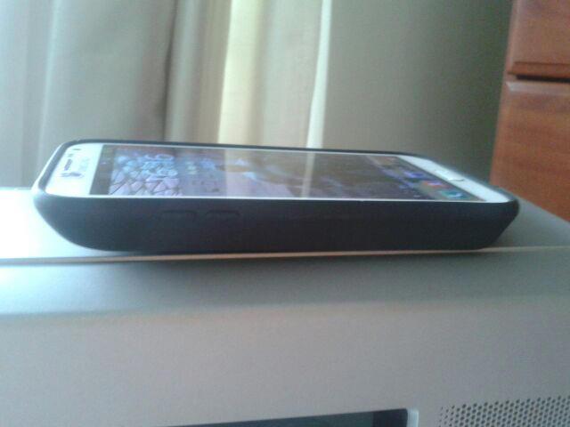 Un Galaxy Note 2 beaucoup plus épais, mais également beaucoup plus puissant