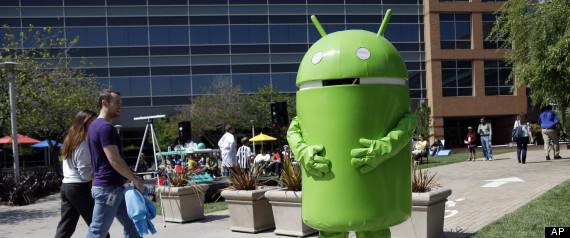 Android pourrait être la vedette de la future console de jeux Google