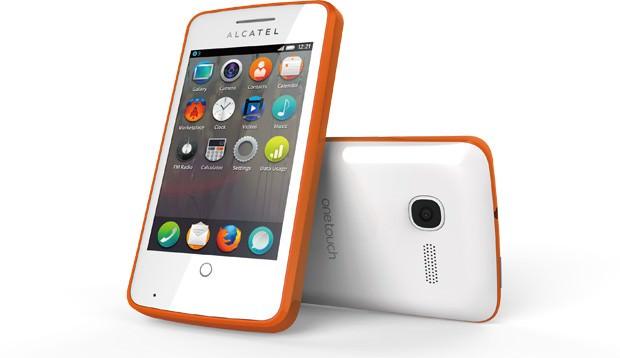 Alcatel One Touch Fire, le smartphone de Alcatel avec Firefox OS