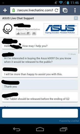 Discussion employé Asus - client - 1