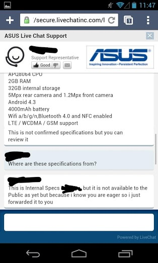 Discussion employé Asus - client - 4